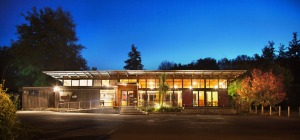 A big part of Bosco is our award winning architecturally designed timber building.